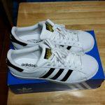 ราคาเดียว 3,000 บาท รองเท้า Adidas Superstar ป้ายทอง ของแท้