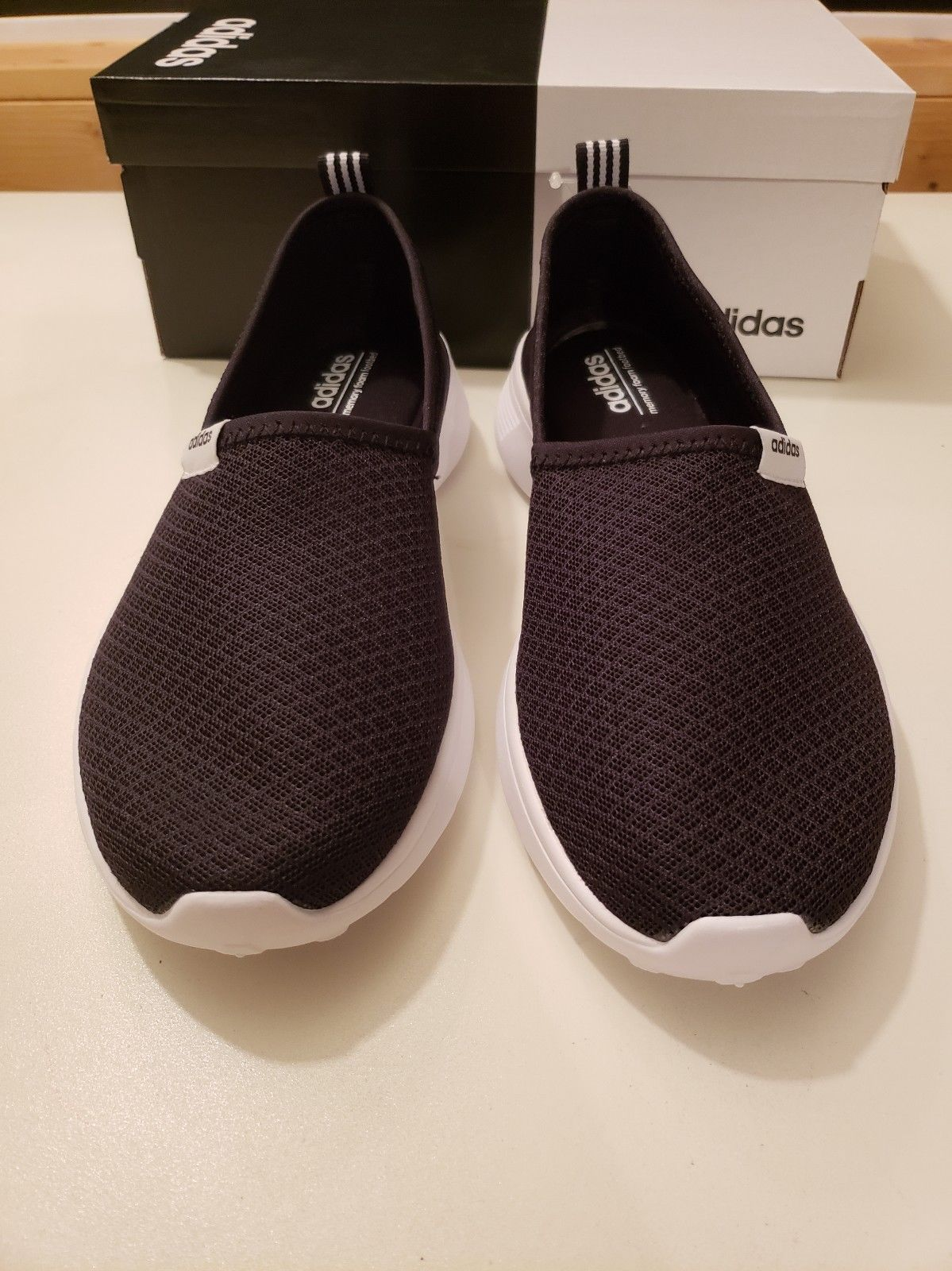 slip on neo black