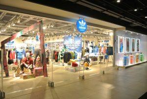ร้าน Adidas ประเทศไทย มี Shop กี่สาขา ที่ไหนบ้าง