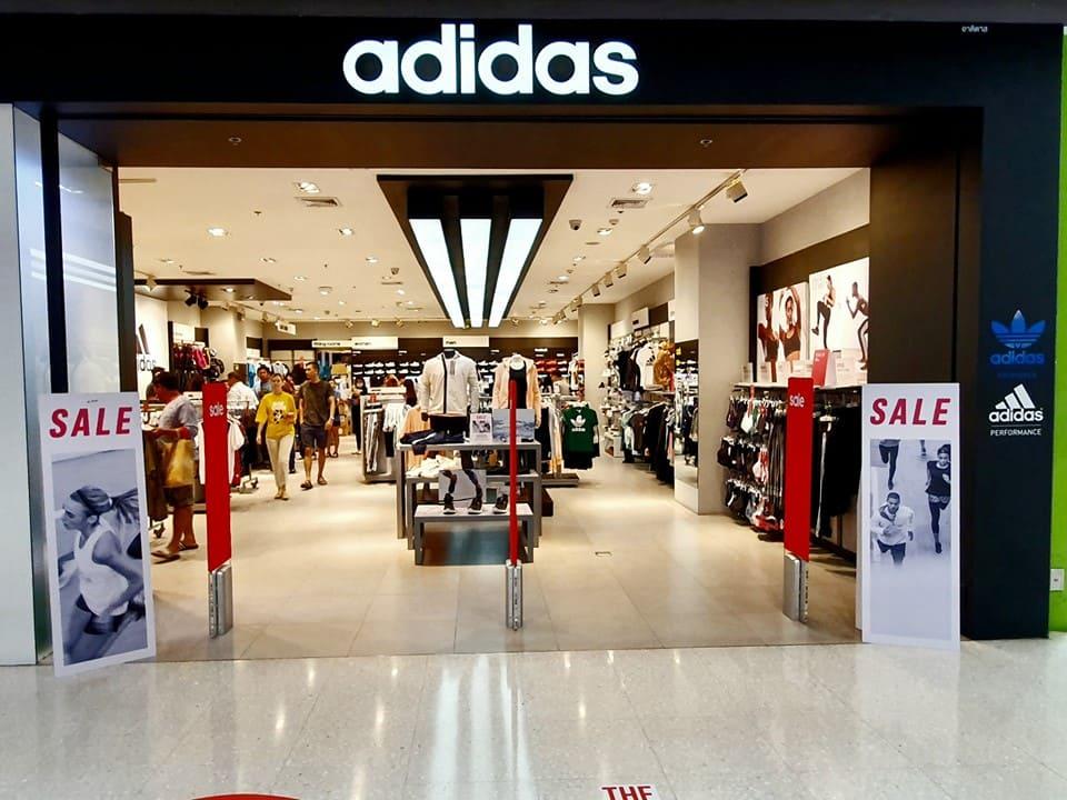 พิกัดแผนที่ Adidas สาขา ไทยแลนด์ @เซ็นทรัล ปิ่นเกล้า