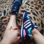 แบบใหม่ ! รองเท้า Adidas Neo 10k Mujer มีทั้ง ผู้ชาย และ  ผู้หญิง ค่ะ