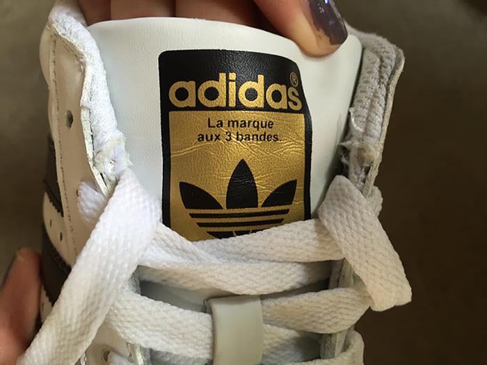 วิธีเช็ค Adidas Original Superstar ของแท้ Vs ของปลอม มีวิธีการเช็คแบบไหนบ้าง ?