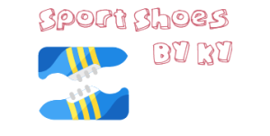 Sport shoes by ky