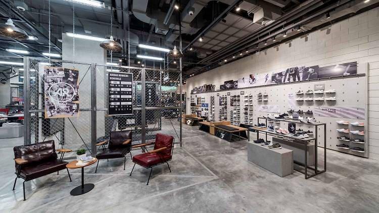 Adidas Flagship Store ( สาขาเรือธง ) ในประเทศไทยมีรึเปล่า ?