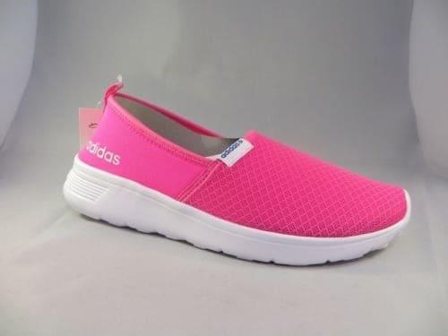 สีชมพู หายาก ! รุ่น Adidas Neo Slip On