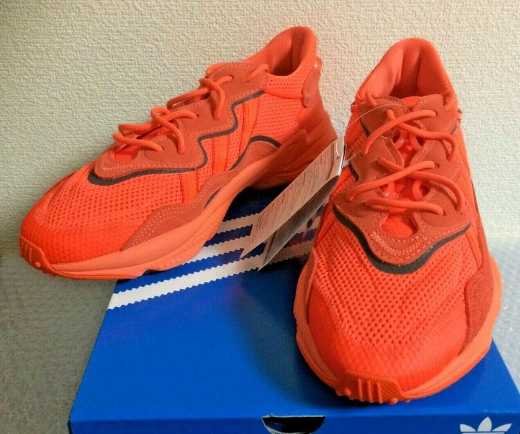 รองเท้า Adidas สไตล์ Ozweego Pride สีฮิต ชาย หญิง มีกี่แบบ