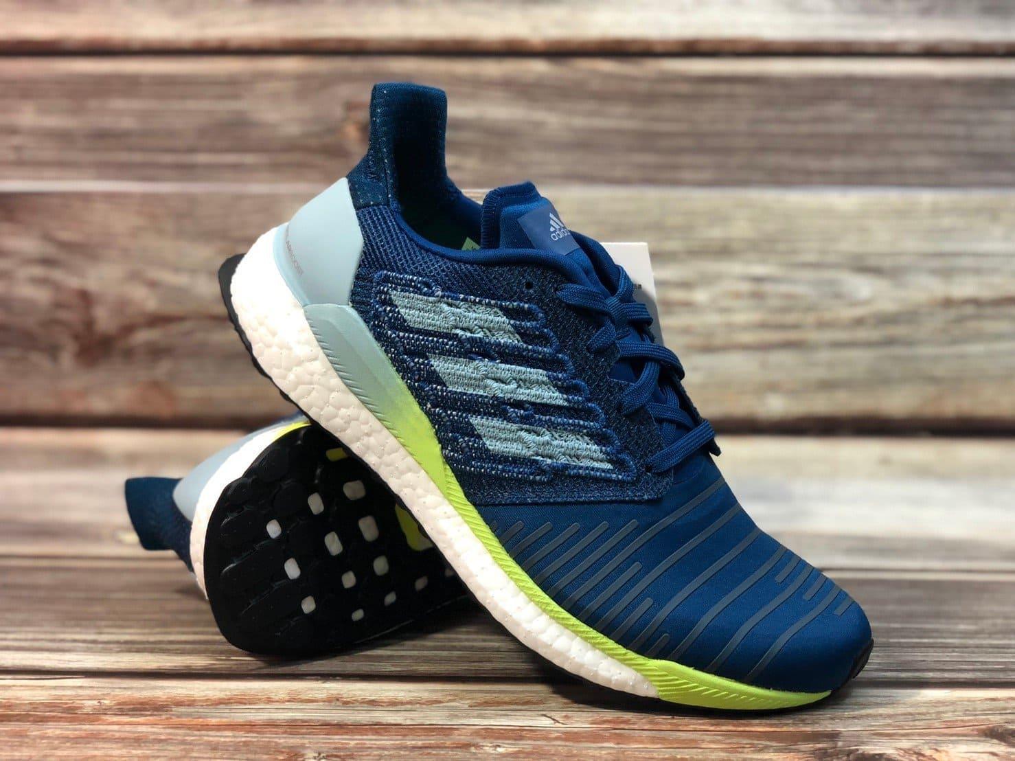 รองเท้า Adidas Originals Solar Boost 19 แบบใหม่ สียอดฮิต มีอะไรบ้าง