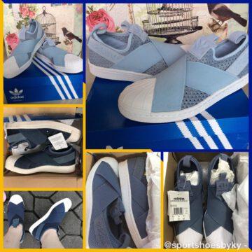 รีวิว ! Adidas Slip On Navy , Blue , Grey รุ่นหายากมีแบบไหนบ้าง