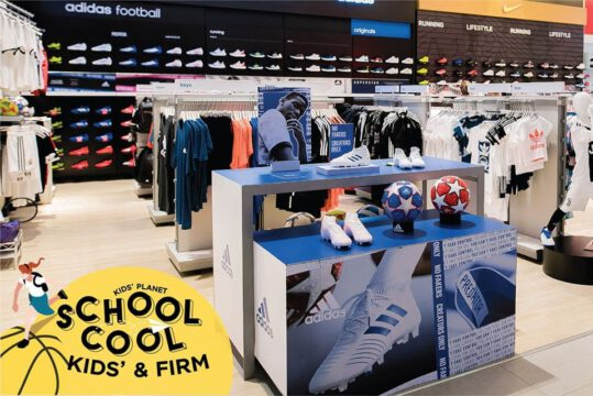 Shop Adidas Kids ในประเทศไทย มีที่ไหนบ้าง
