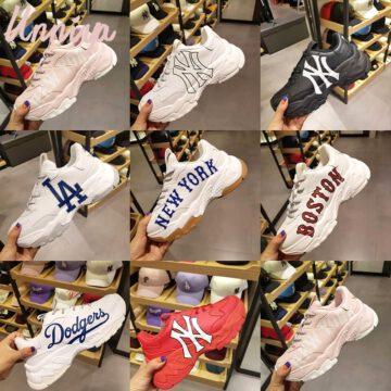 รองเท้า MLB Big Ball Chunky มีกี่สี กี่แบบ ซื้อที่ไหน